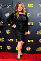 BURBANK - APR 26: Catherine Bach at the 42nd Daytime Emmy Awards Gala at Warner Bros. Studio on April 26, 2015 in Burbank, California