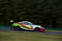 Porsche GT3 Cup Challenge USA<br /> Virginia International Raceway<br /> Virginia International Raceway, Alton, VA USA<br /> Sunday 27 August 2017<br /> 45, Charles Luck IV, GT3G, USA, 2016 Porsche 991<br /> World Copyright: Jake Galstad<br /> LAT Images