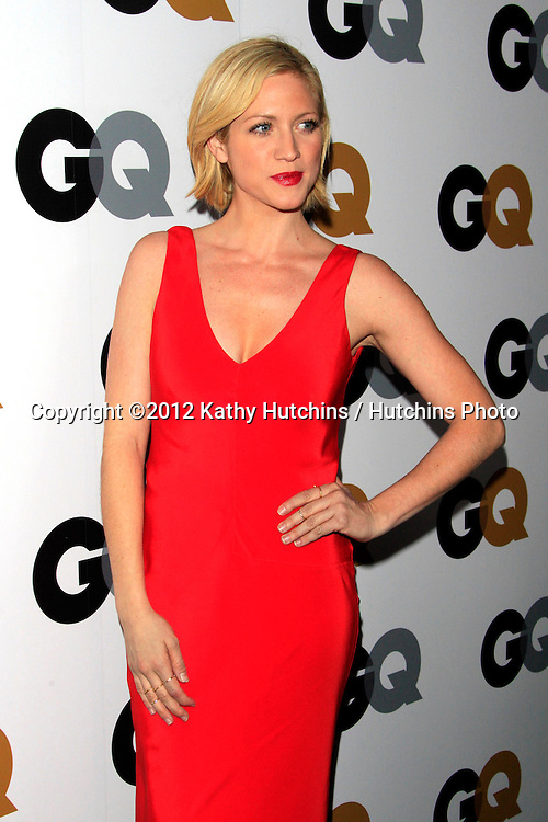 LOS ANGELES - NOV 13:  Britanny Snow arrives to the GQ Men Of The Year Party at Chateau Marmont on November 13, 2012 in Los Angeles, CA