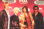 Aerosmith 1999 at Billboard Awards Las Vegas.© Chris Walter.