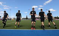 International Hockey, Blacksticks Men v Japan, TET Multisport Centre, Stratford, New Zealand. Saturday 12 October 2019. Photo: Simon Watts/www.bwmedia.co.nz/HockeyNZ