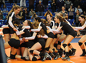 Volleyball 7A State: Bentonville vs Fayetteville
