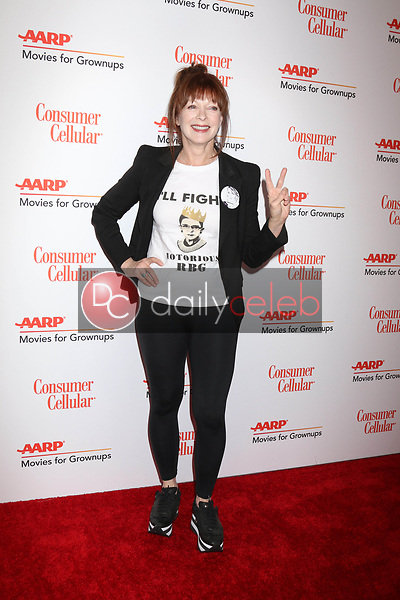 Frances Fisher<br /> at the AARP Movies for Growups Awards, Beverly Wilshire Hotel, Beverly Hills, CA 02-04-19<br /> David Edwards/DailyCeleb.com 818-249-4998