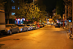A view shows streets almost deserted during a home confinement order as a precaution against the spread of the coronavirus disease (COVID-19) in Istanbul, Turkey, on May 04, 2020. Photo by Mahmoud abu Salama