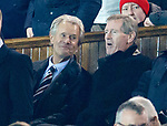 Alastair Johnston and Dave King