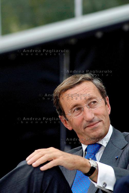 Gianfranco Fini.© Andrea Pagliarulo