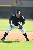 March 17th 2008:  Kevin Smith of the New York Yankees minor league system during Spring Training at Legends Field Complex in Tampa, FL.  Photo by:  Mike Janes/Four Seam Images