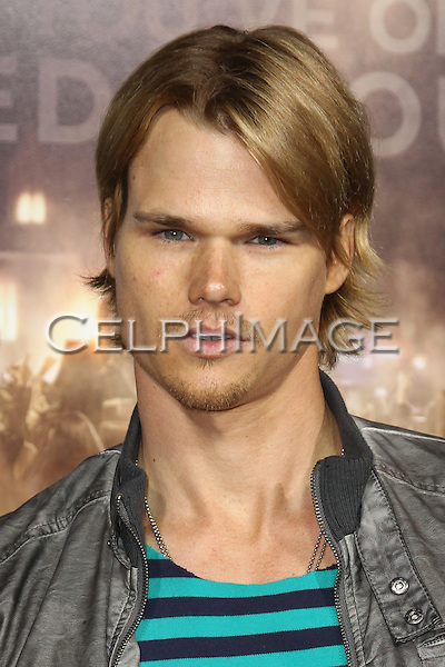 """BRENDAN MILLER. Los Angeles Premiere of Warner Brothers Pictures' """"Project X,"""" at Grauman's Chinese Theatre. Hollywood, CA USA. February 29, 2011.©CelphImage"""