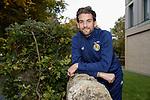 09.10.2018 Scotland training, Oriam: Charlie Mulgrew