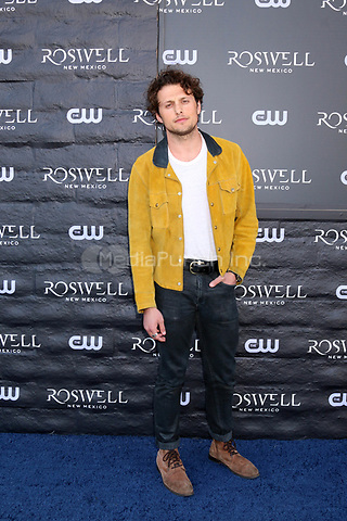 """WEST HOLLYWOOD, CA - JANUARY 10:  Michael Vlamis at the """"Roswell, New Mexico"""" Experience at the 8801 Sunset Blvd on January 10, 2019 in West Hollywood, CA Credit: David Edwards/MediaPunch"""