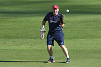 Essex head coach Anthony McGrath during Kent Spitfires vs Essex Eagles, Vitality Blast T20 Cricket at the St Lawrence Ground on 2nd August 2018