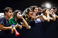 RIO DE JANEIRO, RJ, 12.11.2016 - MONSTAR SERIES-RJ - Movimentação do público durante o evento Fitness na Arena Rio-Centro, zona oeste do Rio de Janeiro, neste sábado (12). O Monstar Series é o maior evento da América do Sul da modalidade. (Foto: Jayson Braga / Brazil Photo Press)