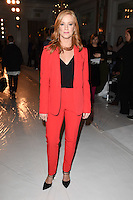 Sarah Jane Mee<br /> at the Jasper Conran AW17 show as part of London Fashion Week AW17 at Claridges, London.<br /> <br /> <br /> ©Ash Knotek  D3230  17/02/2017