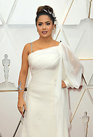 09 February 2020 - Hollywood, California - Salma Hayek. 92nd Annual Academy Awards presented by the Academy of Motion Picture Arts and Sciences held at Hollywood & Highland Center. Photo Credit: AdMedia