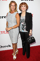 NORTH HOLLYWOOD, CA, USA - MAY 27: Erin Murphy, Kat Kramer at the Television Academy screening of the Netflix series 'Derek' Season 2 premiere held at the Leonard H. Goldenson Theatre on May 27, 2014 in North Hollywood, California, United States. (Photo by Celebrity Monitor)