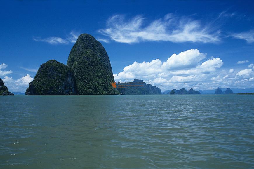 Island of Andaman sea near Phuket