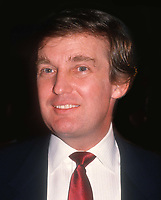Donald Trump 1989<br /> Photo By John Barrett/PHOTOlink