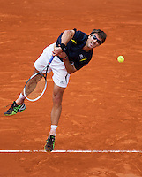 02-06-13, Tennis, France, Paris, Roland Garros,  Tommy Robredo