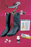 products made from sharks, shark fin soup, shark skin boots, perfume, medicine, jewelry