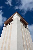 St. Peter & Paul Catholic Church Bell Tower, Waimea Bay, North Shore, Oahu, Hawaii