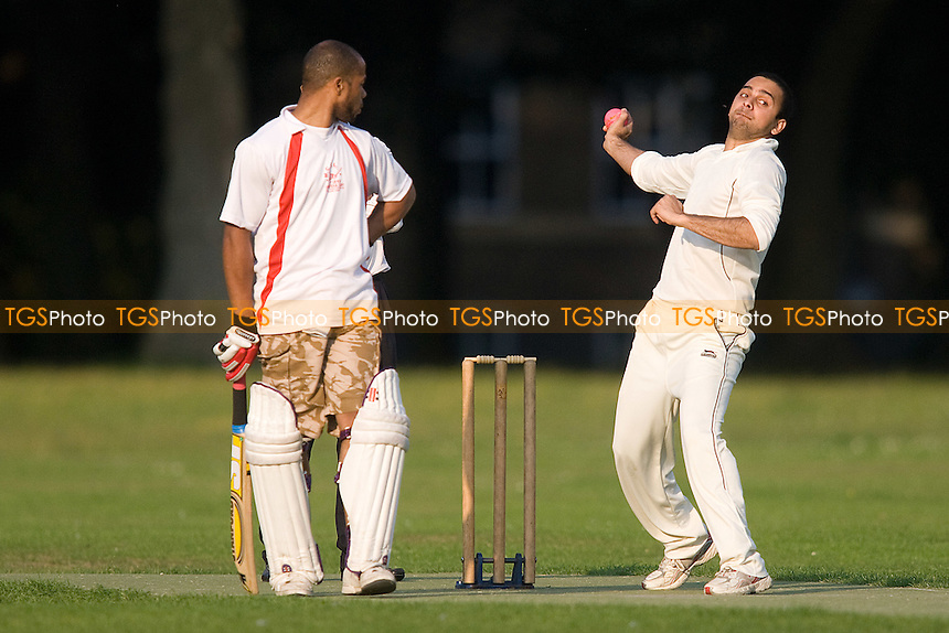 - Safe Skills v Hackney Downs- Victoria Park Community Cricket League Cup Final - 28/07/11 - MANDATORY CREDIT: George Phillipou/TGSPHOTO - Self billing applies where appropriate - 0845 094 6026 - contact@tgsphoto.co.uk - NO UNPAID USE.
