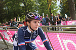 Juliette Labous (FRA) at the end of the Women Elite Road Race of the UCI World Championships 2019 running 149.4km from Bradford to Harrogate, England. 28th September 2019.<br /> Picture: Seamus Yore | Cyclefile<br /> <br /> All photos usage must carry mandatory copyright credit (© Cyclefile | Seamus Yore)