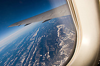 Over West Virginia, USA, North America, 2007, © Stephen Blake Farrington