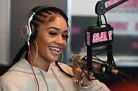 HOLLYWOOD, FL - MAY 14: Saweetie visits radio station 99Jamz on May 14, 2019 in Hollywood, Florida. <br /> CAP/MPI04<br /> &copy;MPI04/Capital Pictures