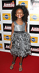Tyrah Skye Odoms attending the Broadway Opening Night Performance After Party for 'Annie' at the Hard Rock Cafe in New York City on 11/08/2012