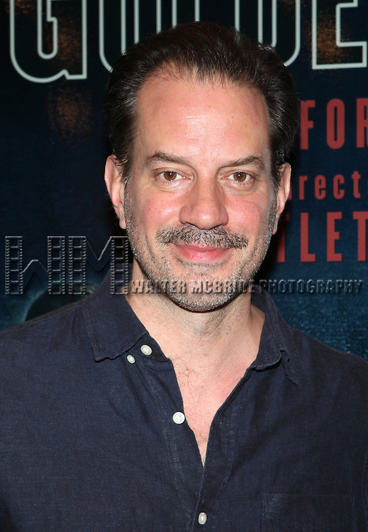 Danny Mastrogiorgio attending the Meet & Greet for the Lincoln Center Theater's 75th Anniversary Production of 'Golden Boy' at their Rehearsal Studios on 10/25/2012 in New York.