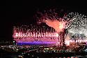 fireworks olympics opening ceremony