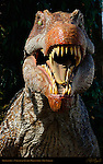 Spinosaurus, Universal Studios Hollywood, Los Angeles, California