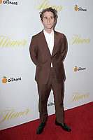 """LOS ANGELES - MAR 13:  Max Winkler at the """"Flower"""" Premiere at ArcLight Theater on March 13, 2018 in Los Angeles, CA"""