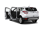 Car images of 2017 Ford Escape SE 5 Door SUV Doors