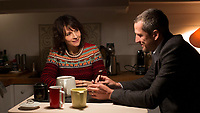 Double Lives (2018)<br /> (Doubles vies)<br /> Juliette Binoche, Guillaume Canet <br /> *Filmstill - Editorial Use Only*<br /> CAP/MFS<br /> Image supplied by Capital Pictures