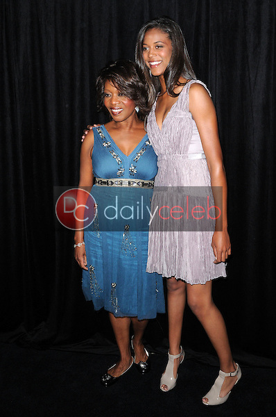 Alfre Woodard and Mavis Spencer<br />