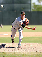 Daniel Turpen / San Francisco Giants 2008 Instructional League..Photo by:  Bill Mitchell/Four Seam Images