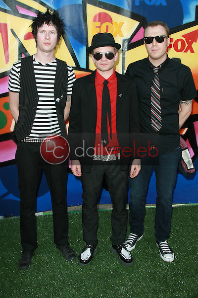 Sum 41<br />at the 2007 Teen Choice Awards. Gibson Amphitheater, Universal City, CA. 08-26-07<br />Dave Edwards/DailyCeleb.com 818-249-4998