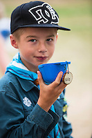 20140805 Vilda-läger på Kragenäs. Foto för Scoutshop.se
