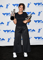Alessia Cara in the press room for the 2017 MTV Video Music Awards at The &quot;Fabulous&quot; Forum, Los Angeles, USA 27 Aug. 2017<br /> Picture: Paul Smith/Featureflash/SilverHub 0208 004 5359 sales@silverhubmedia.com