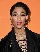 02 December 2018 - Beverly Hills, California - MJ Rodriguez. 2018 TrevorLIVE Los Angeles held at The Beverly Hilton Hotel. <br /> CAP/ADM/BT<br /> &copy;BT/ADM/Capital Pictures