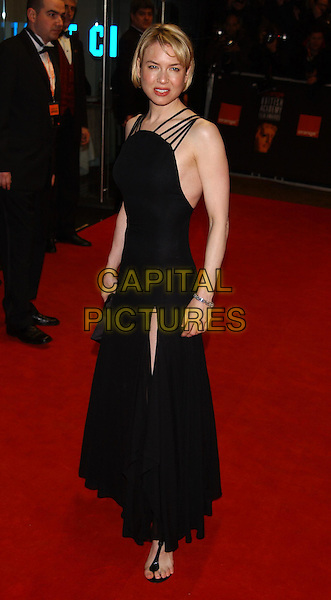 RENEE ZELLWEGER.BAFTA Awards arrivals.Odeon Leicester Square.www.capitalpictures.com.sales@capitalpictures.com.© Capital Pictures