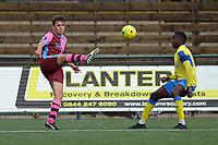 Rakim Richards of Haringey during Haringey Borough vs Corinthian Casuals, BetVictor League Premier Division Football at Coles Park Stadium on 10th August 2019