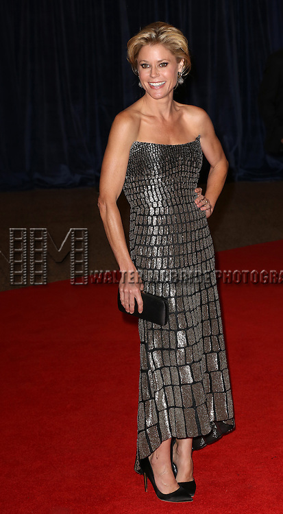 Julie Bowen  attending the  2013 White House Correspondents' Association Dinner at the Washington Hilton Hotel in Washington, DC on 4/27/2013