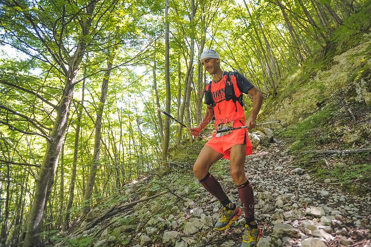 Abruzzo, Sulle Tracce del Lupo, maratona podistica nel cuore della Majella denominata anche MMM - Majella Mother Marathon - 25 Giugno 2017