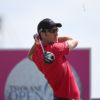 Ross Fisher (ENG) cards a 65 (-12) which included an unblemished 5 birdies and an eagle and is the clubhouse leader after Round Two of The Tshwane Open 2014 at the Els (Copperleaf) Golf Club, City of Tshwane, Pretoria, South Africa. Picture:  David Lloyd / www.golffile.ie