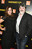 Producer Tia Lessen and husband Producer Carl Deal attends the Fillm Society of Lincoln Center New York Premiere of Michael Moore's  &quot;Fahrenheit 11/9&quot; on September 13, 2018 at Alice Tully Hall in New York City, New York, USA.<br /> <br /> photo by Robin Platzer/Twin Images<br />  <br /> phone number 212-935-0770