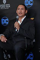 31 July 2017 - Burbank, California - Eugene Brave Rock.  Warner Bros. Studio Tour Hollywood Adds Wonder Woman Exhibit to DC Universe: The Exhibit held at Warner Bros. Studios in Burbank. Photo Credit: Birdie Thompson/AdMedia