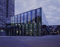 Idea Store, David Adjaye (Architecture 1991-93)