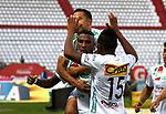 Once Caldas venció como local 2-1 a Deportes Tolima. Fecha 8 Liga Águila II-2017.